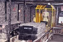 Mock-up coal mine gallery to be opened today