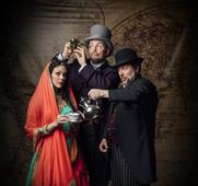AROUND THE WORLD IN 80 DAYS Will Make Your Head Spin at the Omaha Community Playhouse