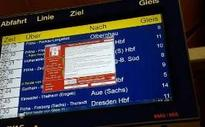 Cyber attack hits German train stations as hackers target Deutsche Bahn