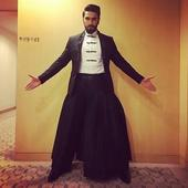We are loving Ranveer Singh's goofy antics at GQ Awards 2016 but what the heck is he wearing? Watch video