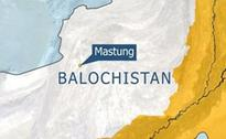 Blast in Mastung, 2 injured