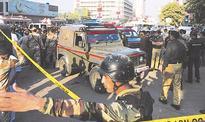 Terrorists kill two army personnel in Karachi