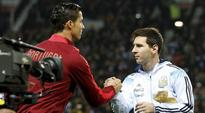 Ronaldo, Messi shortlisted for FIFA's Best Player 2017 award