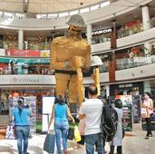 City mall salutes Kargil War heroes