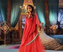 Nayanathara looks fierce as 'Rathnamahadevi'