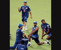 Sachin trains, might play against RR