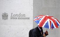 Global Markets - European shares fall, sterling dives on Brexit comments