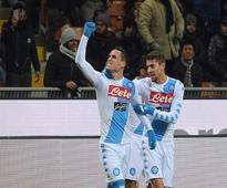 Serie A game week 21: Roundup and results