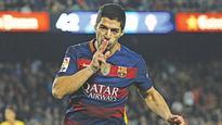 Suarez hails Messi, Iniesta