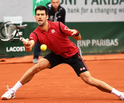 French Open: Defending champ Djokovic to face Granollers, Nadal meets Paire