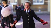 Does the Queen think he's sexy? Rod Stewart's a knight now