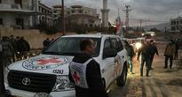 Red Cross Calls on Syria Warring Sides to Refrain From Attacks on Hospitals