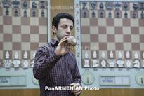 Melkumyan climbs 14th at European Individual Chess Championship