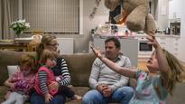 Christchurch family takes time out to give thoughts on 2016 Budget
