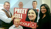 Britain's first woman Sikh MP Preet Kaur Gil included in shadow cabinet