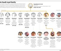 Saudi king empowers young reformer son in succession shake-up