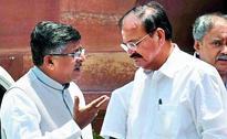 RSS-Free India Call: Venkaiah Naidu, Ravi Shankar Prasad Attack Nitish Kumar
