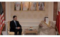 Foreign Minister receives US Congressman