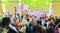 Protests as SCB fails to address roads closure
