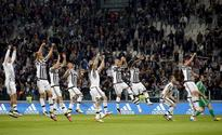 Juventus may have to celebrate title in front of television