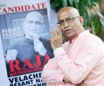 In Velachery, Baasha actor in fray to fight graft
