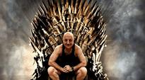 Anupam Kher gets on Iron Throne of Game of Thrones