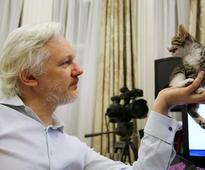 Assange marks 5 years holed up in Ecuadorean embassy