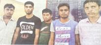 Four suspected Bangladeshi militants nabbed in Assam