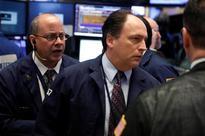 Slump in financials sends Wall St lower