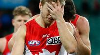Penalty against Sydney Swans' Kieren Jack was a mistake, says AFL lawmaker