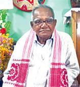Rameswar Dhanowar passes away