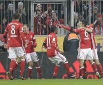 Bundesliga: Bayern Munich trounce 10-man RB Leipzig to open up 3-point lead