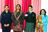 Bhavini of DPS wins bronze in National Badminton Championship