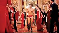 OMG! Ranveer Singh says he's 'naked to another level'