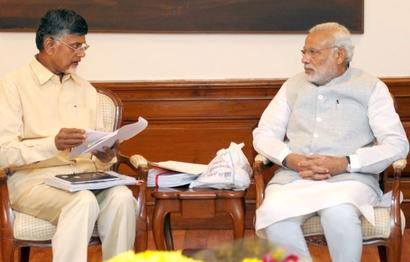 Alliance with BJP is on, says TDP