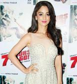 Sandeepa Dhar at trailer launch of '7 Hours To Go'