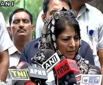 Mehbooba meets PM Modi: No solution for Kashmir yet, but CM blames Pakistan again