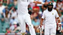 Stuart Broad on top of the world