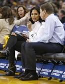 Cavs fans selling T-shirt mocking Ayesha Curry