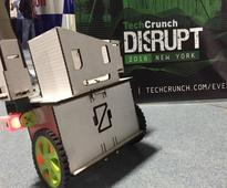 Ziro is a nifty hand-controlled robotics kit for kids