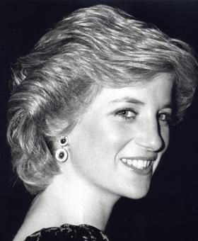 Britain's Princess Diana tried to cut her wrists weeks after her wedding