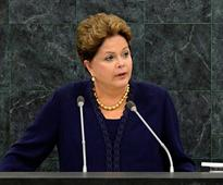 Brazilian Senate impeaches Rousseff
