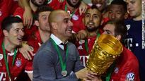 DFB Pokal final: Bayern Munich beats Borussia Dortmund