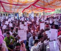 Bhilwara collector meets over 100 silicosis patients, promises relief