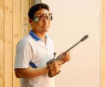 ISSF World Cup: Jitu finishes sixth in 10m air pistol