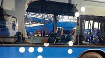 5 hurt as IndiGo bus window shatters at IGI airport