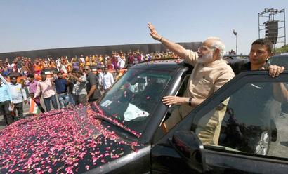 PM Modi in Gujarat today, to address party workers