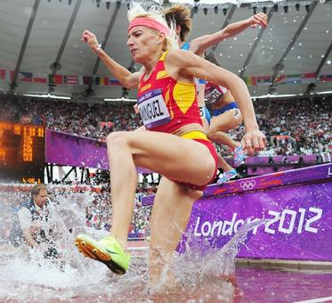 Dominguez stripped of 2009 steeplechase world title