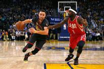 Steph Curry magic lifts Warriors past Rockets