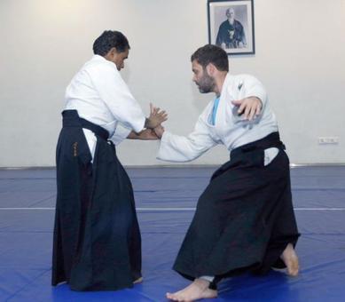 Don't mess with Rahul Gandhi, Aikido black belt